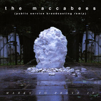 The Maccabees - Marks To Prove It (Public Service Broadcasting Remix)