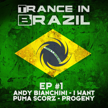 Various Artists - Trance In Brazil EP #1