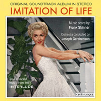 Joseph Gershenson / - Imitation of Life & Interlude (Music score by Frank Skinner)