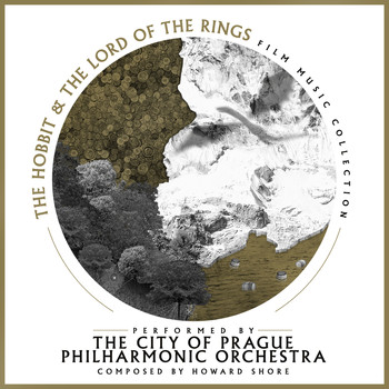 The City of Prague Philharmonic Orchestra - The Hobbit & Lord of the Rings Film Music Collection