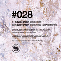 Source Direct - Black Rose