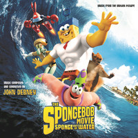 John Debney - The Spongebob (Music From The Motion Picture)