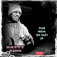 Natty King - Man From the East - EP