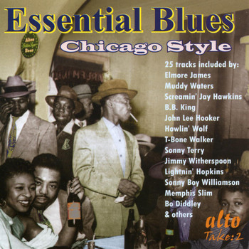 Various Artists - Essential Blues - Chicago Style