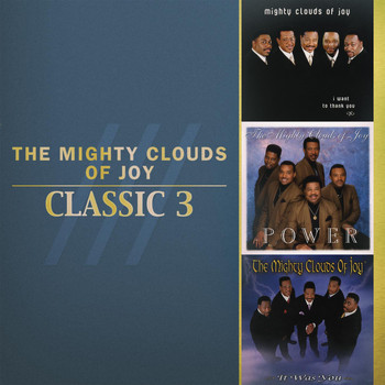 The Mighty Clouds Of Joy - Classic 3
