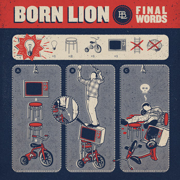 Born Lion - Final Words (Explicit)