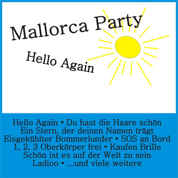 Various Artists - Mallorca Party - Hello Again