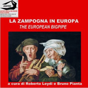 Various Artists - La zampogna in Europa (The European Bagpipe)