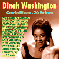 Dinah Washington - Dinah Washington Canta Blues