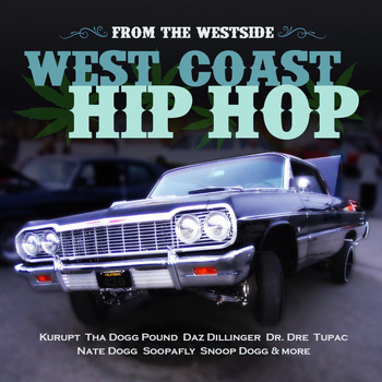 Various Artists - From the Westside - West Coast Hip Hop (Explicit)
