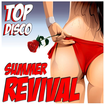 Various Artists - Top Disco Summer Revival