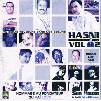 Various Artists - Hommage Cheb Hasni, Vol. 1