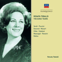 Renata Tebaldi - Renata Tebaldi - The Early Years