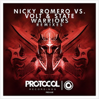Nicky Romero vs Volt & State - Warriors (Remixes)