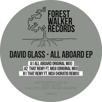David Glass - All Aboard EP