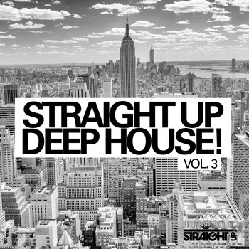 Various Artists - Straight Up Deep House! Vol. 3