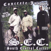 South Central Cartel - Concrete Jungle, Vol.1