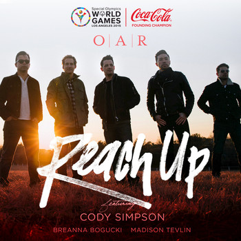 O.A.R. - Reach Up (feat. Cody Simpson, Breanna Bogucki, Madison Tevlin)