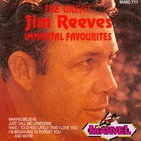 Jim Reeves - Immortal Favourites
