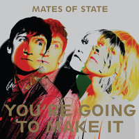 Mates of State - Staring Contest