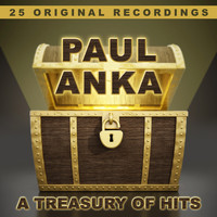 Paul Anka - A Treasury Of Hits