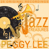 Peggy Lee - Jazz Treasures