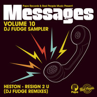 DJ Fudge - Messages, Vol. 10