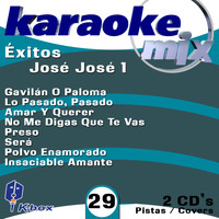 Karaoke Box - Exitos De Jose Jose (Karaoke/Cover Version)