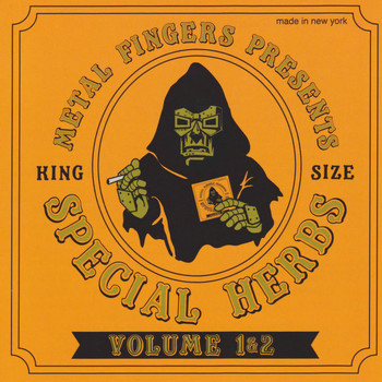 MF Doom - Metal Fingers Presents: Special Herbs, Vol. 1 & 2
