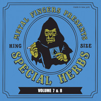 MF Doom - Metal Fingers Presents: Special Herbs, Vol. 7 and 8