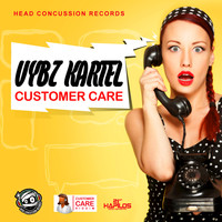 Vybz Kartel - Customer Care - Single