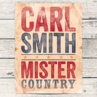 Carl Smith - Mister Country