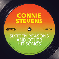 Connie Stevens - Sixteen Reasons and other Hit Songs