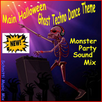 SCHMITTI - Main Halloween Ghost Techno Dance Theme (Monster Party Sound Mix)