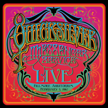 Quicksilver Messenger Service - Fillmore Auditorium - February 5, 1967 (Live)