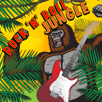 Various Artists - Rock 'N' Roll Jungle