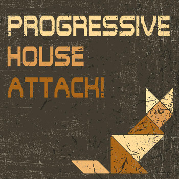 Various Artists - Progressive House Attack!