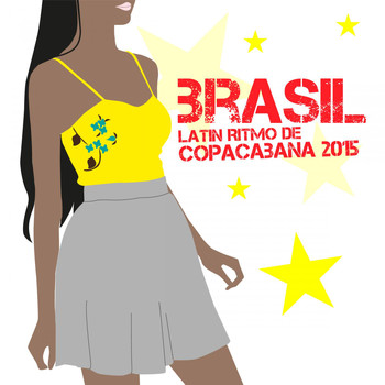 Various Artists - Brasil - Latin Ritmo de Copacabana 2015