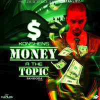 Konshens - Money A The Topic - Single