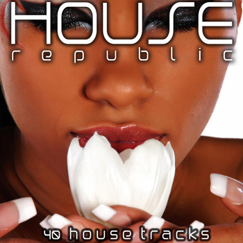Various Artists - House Republic (40 House Tracks)