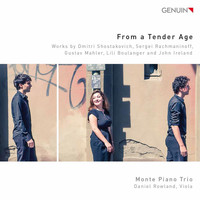 Monte Piano Trio - From a Tender Age