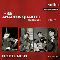 Amadeus Quartet - Modernism (The RIAS Amadeus Quartet Recordings, Vol. IV) (The RIAS Amadeus Quartet Recordings, Vol. IV)