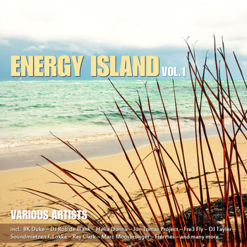 Various Artists - Energy Island, Vol. 1