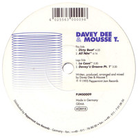 Davey Dee & Mousse T. - EP