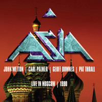 Asia - Asia: Live in Moscow 1990