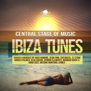Various Artists - Central Stage of Music Ibiza Tunes