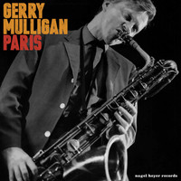 Gerry Mulligan - Paris - Live at Salle Pleyel
