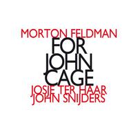 Morton Feldman - Morton Feldman: For John Cage (1982)
