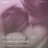 Paul Adam - Been a Long Time (feat. Elenoire)