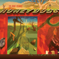 The Honeydogs - 10,000 Years